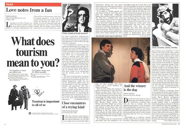Article Preview: Love notes from a fan, May 1981 | Maclean's