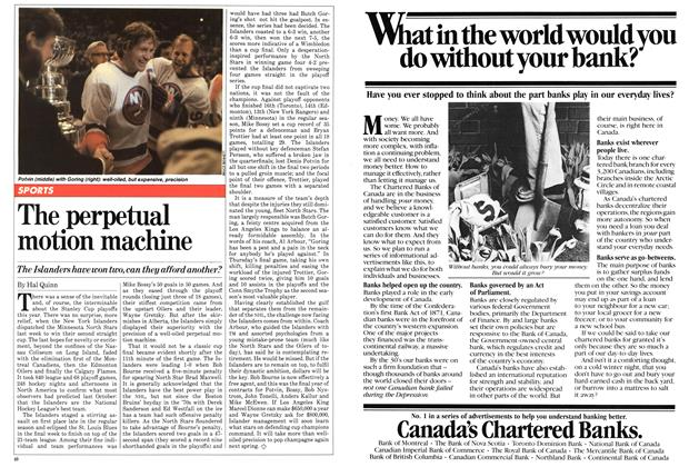 Article Preview: The perpetual motion machine, June 1981 | Maclean's