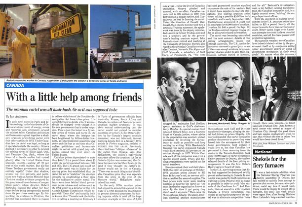 Article Preview: With a little help among friends, June 1981 | Maclean's
