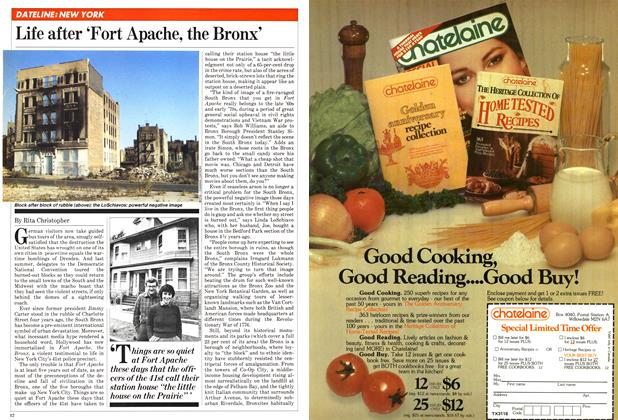 Article Preview: Life after 'Fort Apache, the Bronx', June 1981 | Maclean's