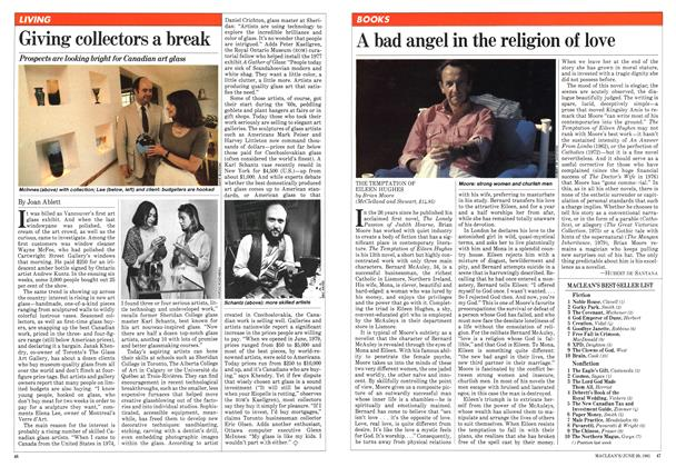 Article Preview: A bad angel in the religion of love, June 1981 | Maclean's
