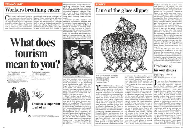Article Preview: Lure of the glass slipper, JULY 6,1981 1981 | Maclean's