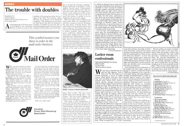 Article Preview: Locker room confessionals, July 1981 | Maclean's