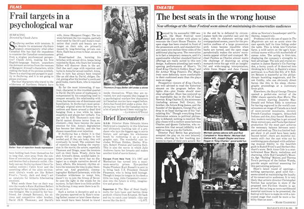 Article Preview: Brief Encounters, July 1981 | Maclean's