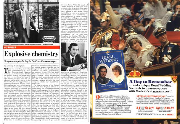 Article Preview: Explosive chemistry, August 1981 | Maclean's
