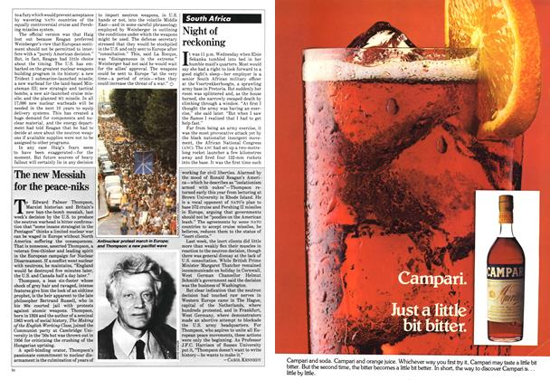 Article Preview: The new Messiah for the peace-niks, August 1981 | Maclean's