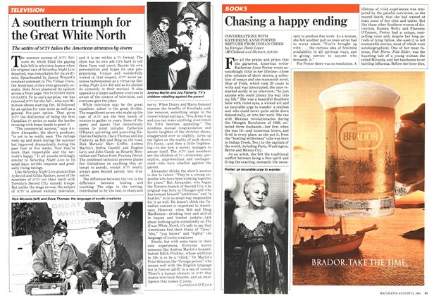 Article Preview: Chasing a happy ending, August 1981 | Maclean's
