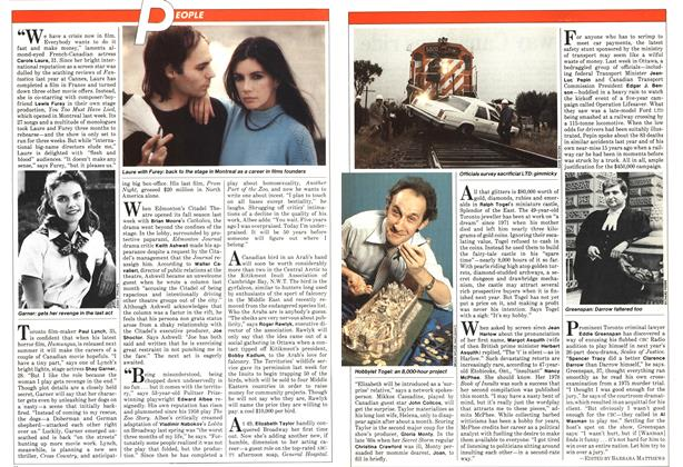 Article Preview: PEOPLE, October 1981 | Maclean's