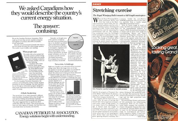Article Preview: Stretching exercise, October 1981 | Maclean's