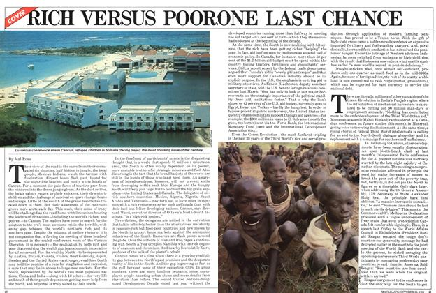 Article Preview: RICH VERSUS POORONE LAST CHANCE, October 1981 | Maclean's