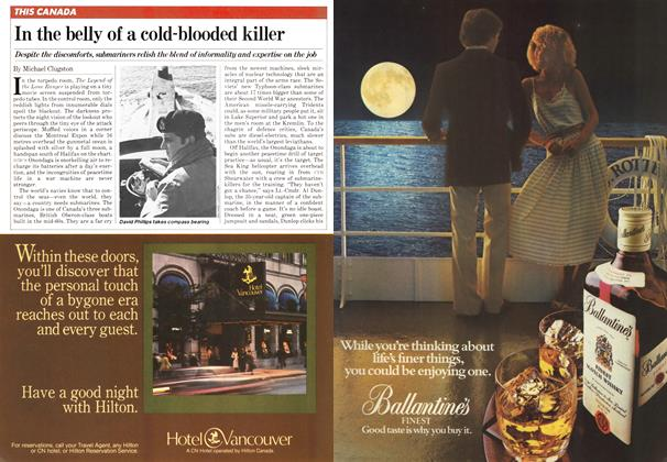 Article Preview: In the belly of a cold-blooded killer, NOVEMBER 9,1981 1981 | Maclean's