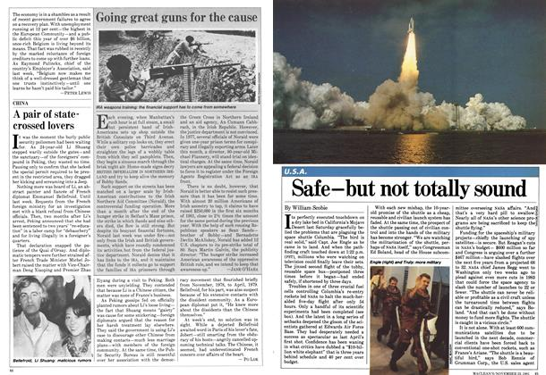 Article Preview: Safe—but not totally sound, November 1981 | Maclean's