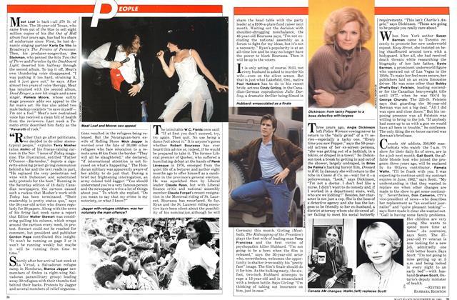 Article Preview: PEOPLE, November 1981   Maclean's