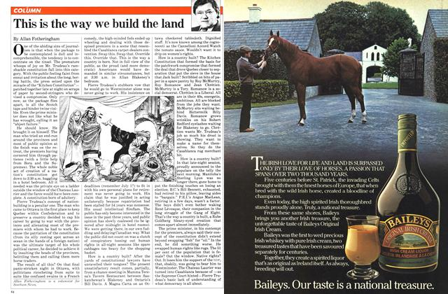 Article Preview: This is the way we build the land, November 1981 | Maclean's