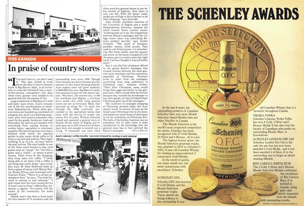 Article Preview: In praise of country stores, December 1981 | Maclean's