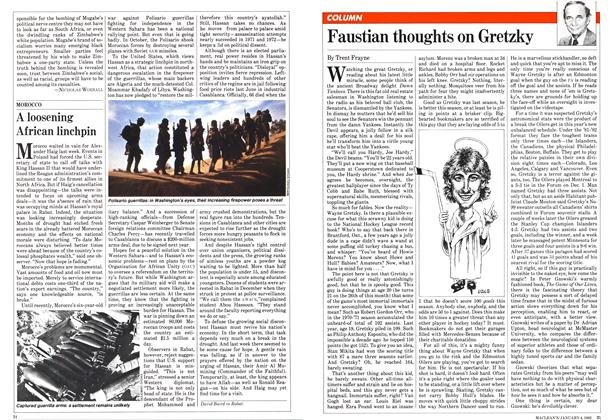 Article Preview: Faustian thoughts on Gretzky, January 1982 | Maclean's