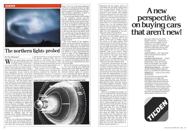 Article Preview: The northern lights probed, February 1982 | Maclean's