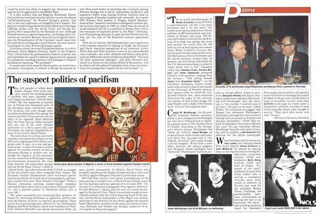 Article Preview: People, February 1982 | Maclean's