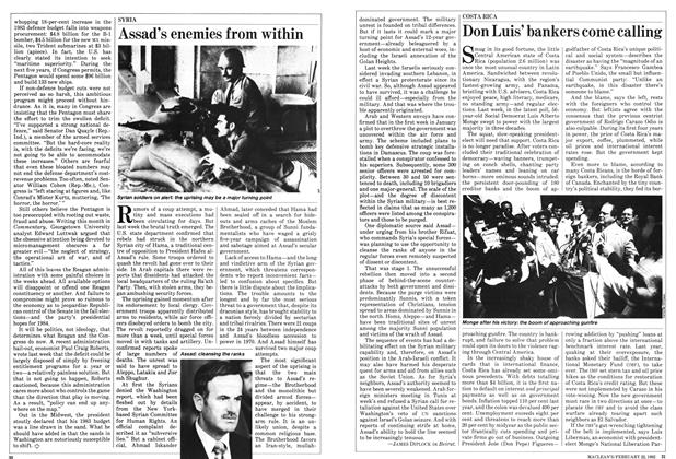 Article Preview: Don Luis' bankers come calling, February 1982 | Maclean's