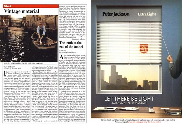 Article Preview: Vintage material, February 1982 | Maclean's
