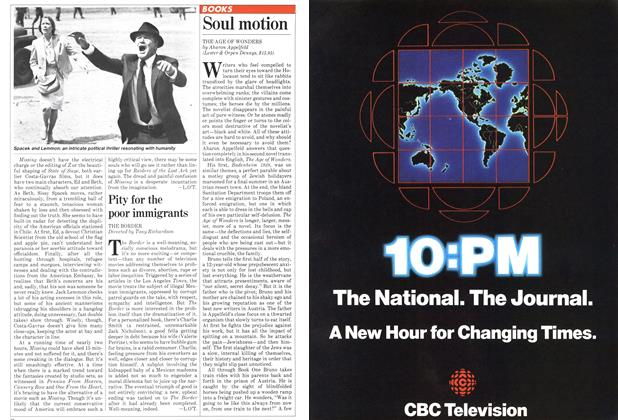 Article Preview: Soul motion, February 1982 | Maclean's