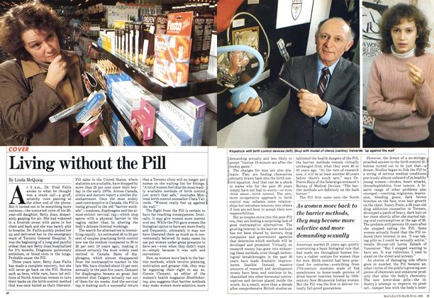 Article Preview: Living without the Pill, March 1982 | Maclean's