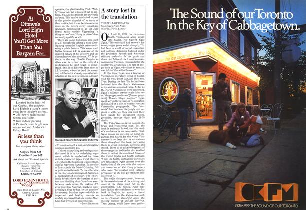 Article Preview: A story lost in the translation, March 1982 | Maclean's