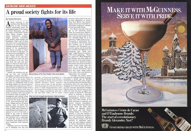 Article Preview: A proud society fights for its life, March 1982 | Maclean's