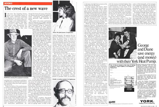 Article Preview: The crest of a new wave, April 1982 | Maclean's
