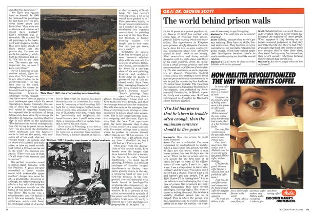 Article Preview: The world behind prison walls, May 1982 | Maclean's