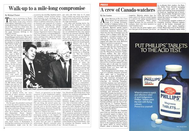 Article Preview: A crew of Canada-watchers, May 1982 | Maclean's