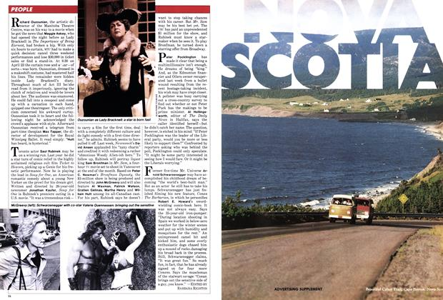 Article Preview: PEOPLE, May 1982   Maclean's