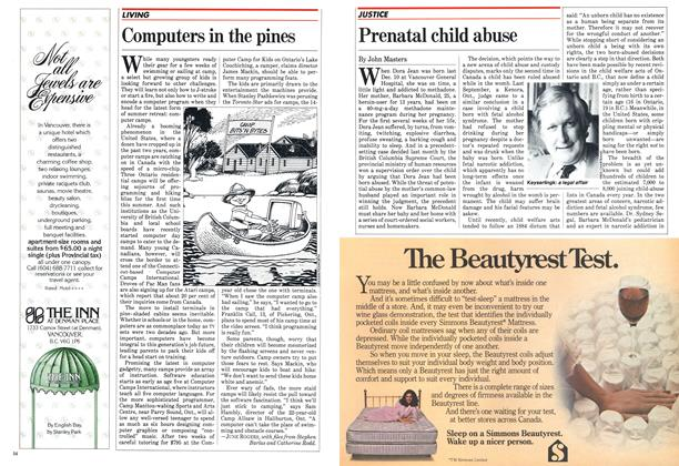 Article Preview: Prenatal child abuse, May 1982 | Maclean's
