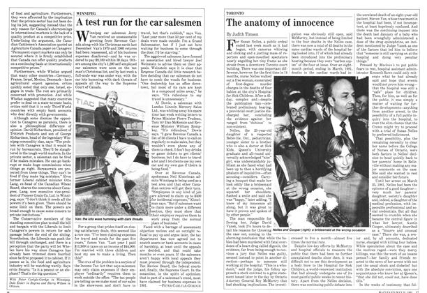 Article Preview: The anatomy of innocence, May 1982 | Maclean's