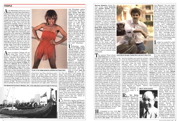 Article Preview: PEOPLE, June 1982 | Maclean's