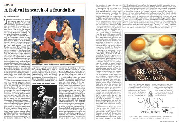 Article Preview: A festival in search of a foundation, June 1982 | Maclean's