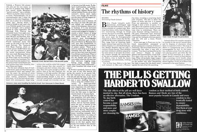 Article Preview: The rhythms of history, July 1982 | Maclean's