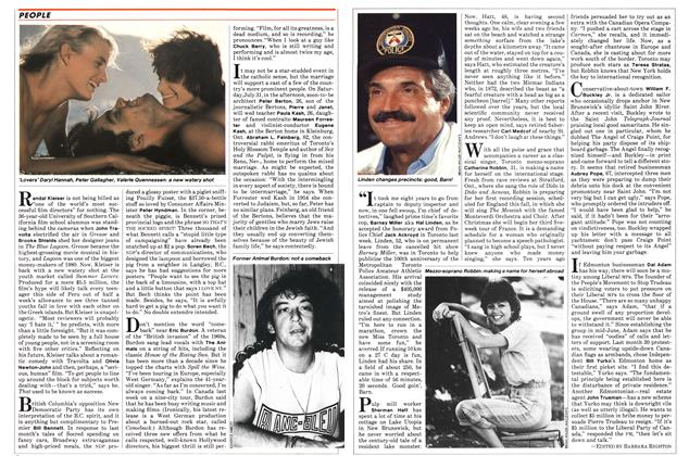Article Preview: PEOPLE, August 1982 | Maclean's
