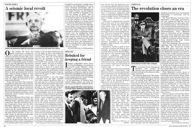 Article Preview: The revolution closes an era, August 1982 | Maclean's
