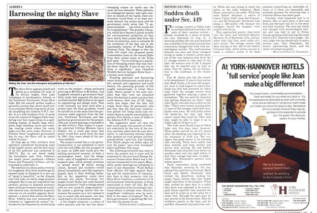 Article Preview: Sudden death under Sec. 449, September 1982   Maclean's