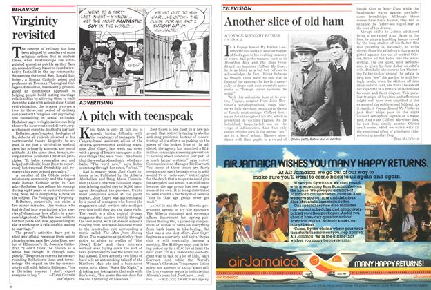 Article Preview: Another slice of old ham, September 1982 | Maclean's