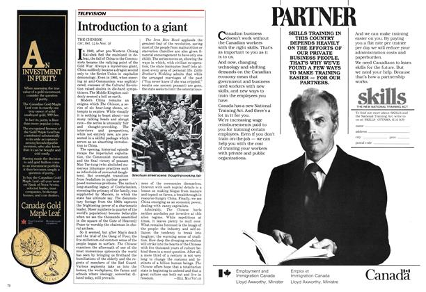 Article Preview: Introduction to a giant, October 1982 | Maclean's