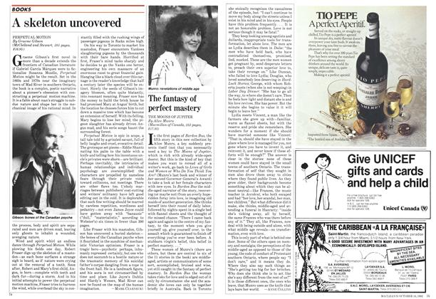 Article Preview: A skeleton uncovered, October 1982 | Maclean's