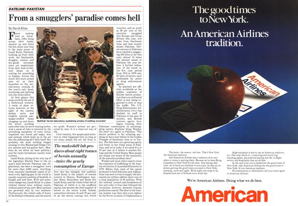 Article Preview: From a smugglers' paradise comes hell, November 1982 | Maclean's