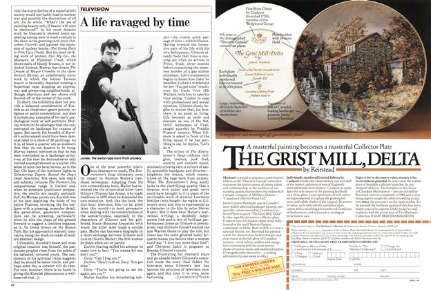 Article Preview: A life ravaged by time, November 1982 | Maclean's