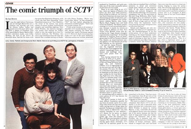 Article Preview: The comic triumph of SCTV, DECEMBER 27,1982 1982 | Maclean's