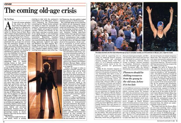 Article Preview: The coming old-age crisis, January 1983 | Maclean's