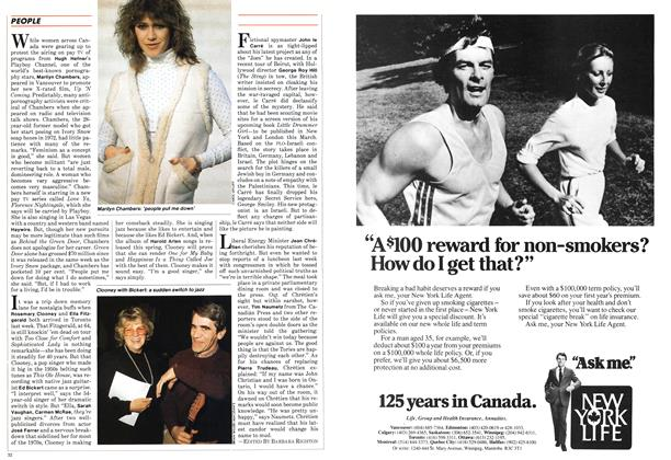 Article Preview: PEOPLE, January 1983 | Maclean's
