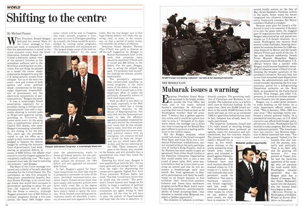 Article Preview: Shifting to the centre, February 1983 | Maclean's