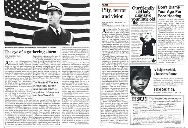 Article Preview: The eye of a gathering storm, February 1983 | Maclean's